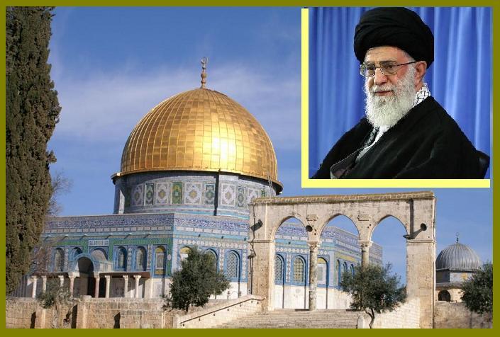 القائد: إيران تعتبر إبداء الدعم للقضية الفلسطينية واجبا إسلاميا وشرعيا