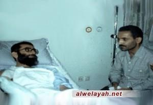 27 حزيران الذكرى السنوية لحادثة الاغتيال التي تعرض لها سماحة الإمام الخامنئي