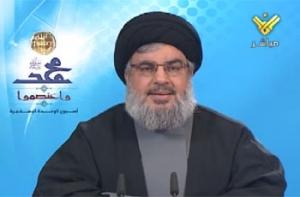السيد نصر الله: لا إملاءات إيرانية مقابل دعمنا والمطلوب في سوريا رأس المقاومة