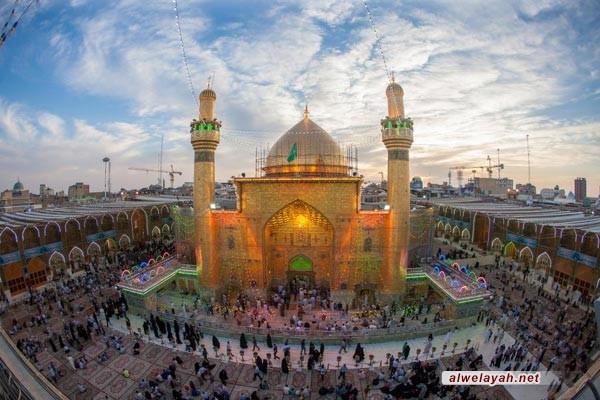 الإمام علي أبي طالب (ع) عند علماء العالم