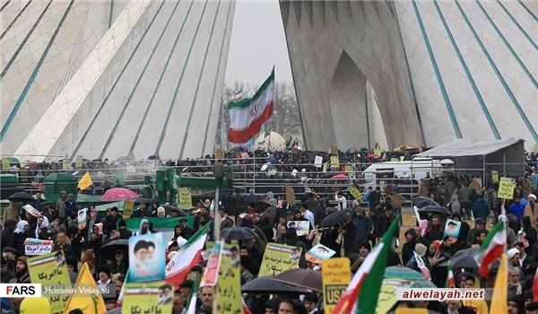اليمن تهنئ إيران بالذكرى الأربعين للثورة الإسلامية