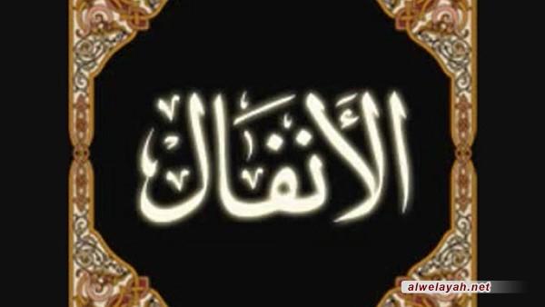«دروس في الحكومة الإسلامية»؛ الدرس الأربعون: مصاديق الأنفال (القسم الثاني)