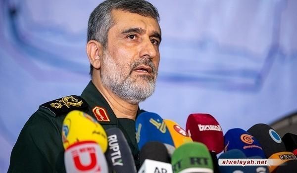 العميد حاجي زادة: لا أميركا ولا غيرها يجرؤ على العدوان على إيران