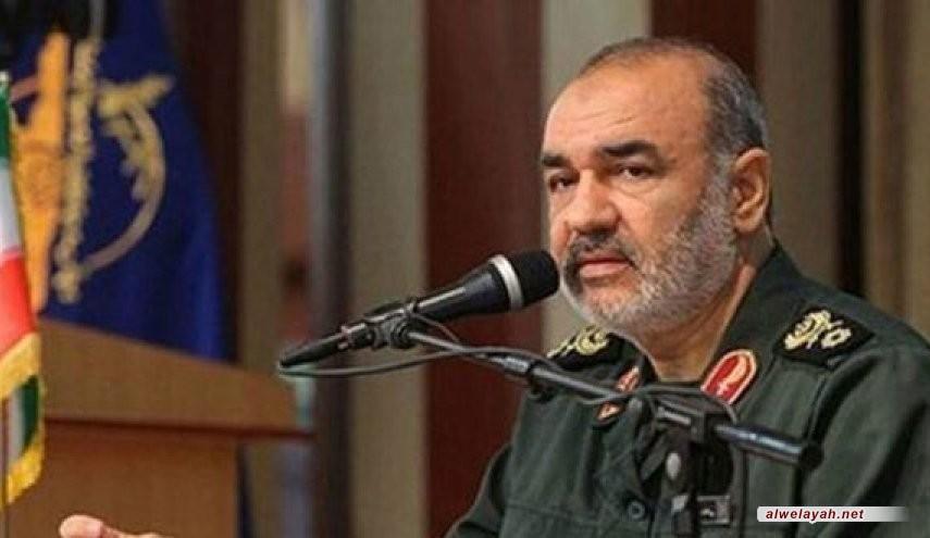 العميد سلامي: الثورة الإسلامية شكلت خطرا على أطماع الاستكبار