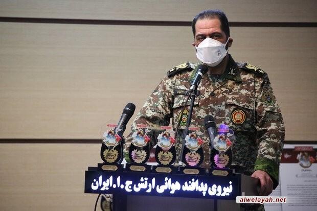 العميد صباحي فرد: إيران قادرة على مواجهة جميع التهديدات والتصدي لها