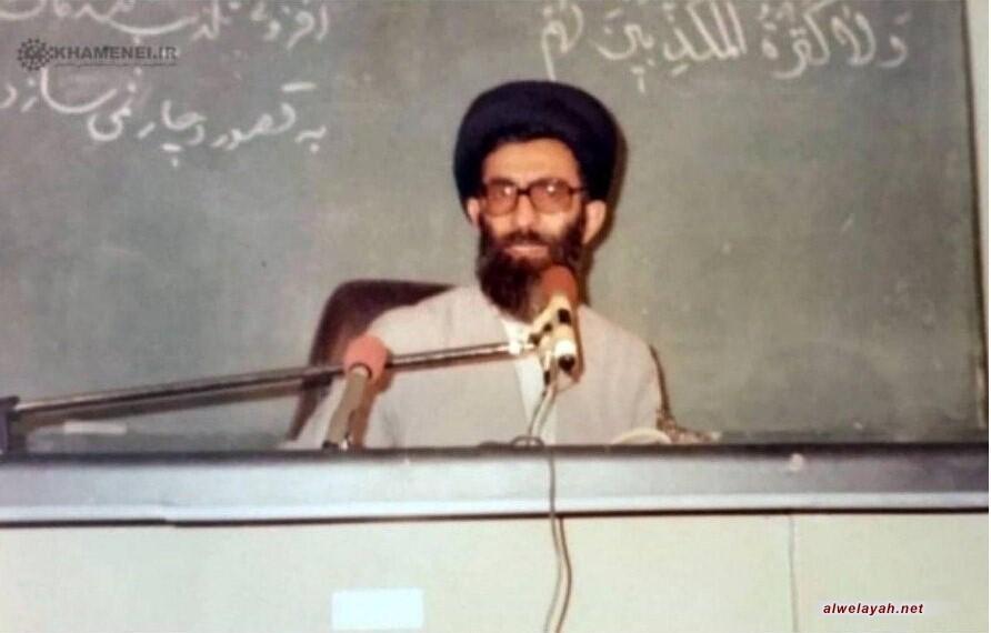 دور قائد الثورة الإسلامية في تحرير مدينة سوسنكرد