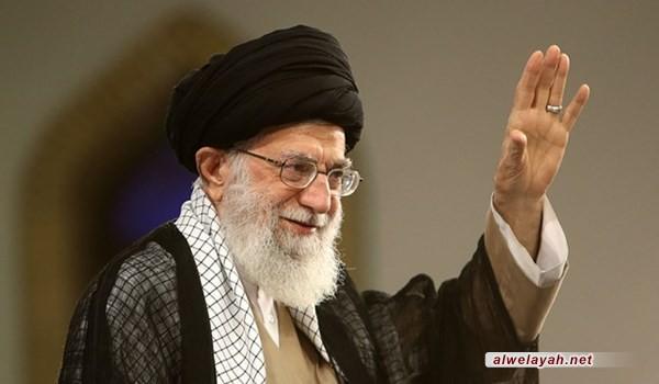 قائد الثورة الإسلامية يستقبل أهالي مدينة قم المقدسة