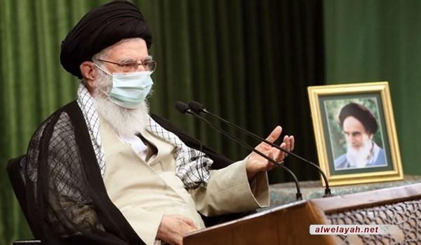 مقتطفات من كلمة الإمام الخامنئي في اللقاء الأول مع الحكومة الثالثة عشرة