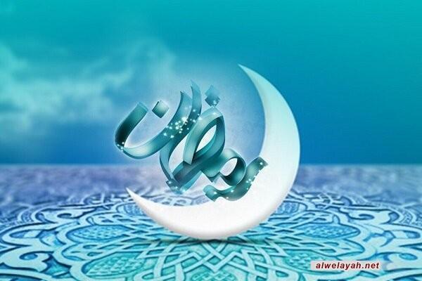 شرح الإمام الخامنئي خطبة الرسول الأكرم (ص) في دعوته الناس إلى شهر رمضان المبارك
