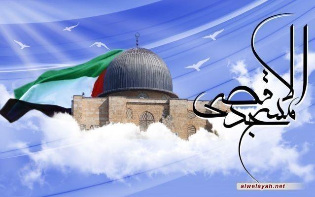 القدس من وجهة نظر الإمام الخميني(ره) والقائد الخامنئي دام ظله