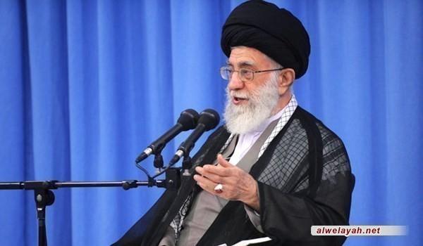 بيان الإمام الخامنئي حول وثيقة الأنموذج الإسلامي الإيراني للتقدم