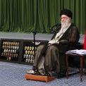 الإمام الخامنئي: سنكمل مسيرة تطورنا دون توقف