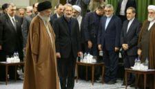 لاريجاني يقدم تقريرا إلى قائد الثورة الإسلامية حول نتائج مؤتمر اتحاد مجالس الدول الإسلامية