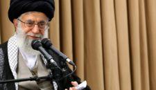 قائد الثورة الإسلامية يستقبل حملة ميداليات الألعاب الاولمبية البارا آسيوية 2018