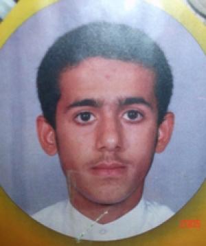 الشهيد علي احمد عباس باقر