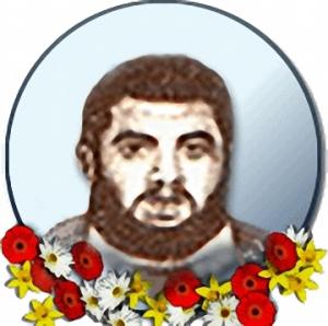 الشهيد احمد عمر حلس