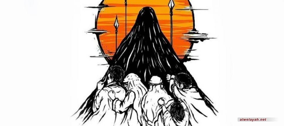 السيّدة زينب عليها السلام صوت الإمام الحسين عليه السلام
