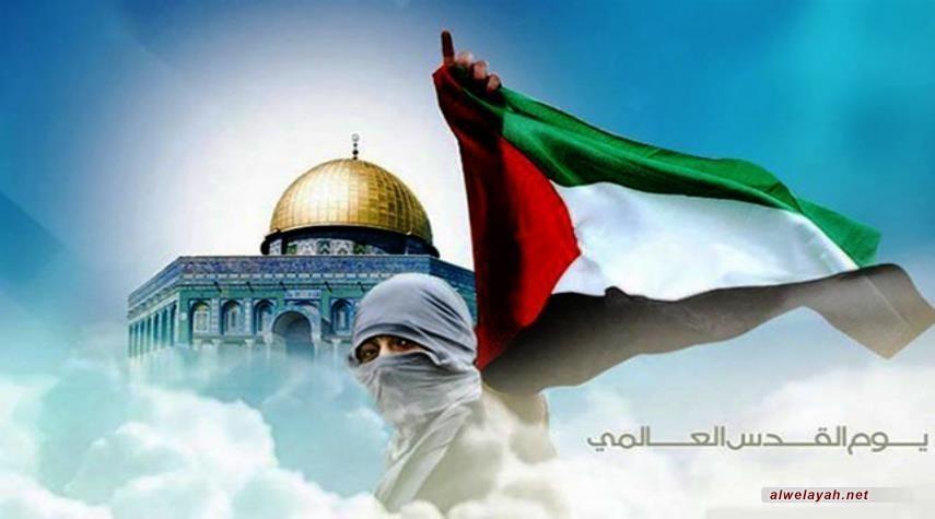 عضو مؤتمر الحوار الوطني لأنصارالله: يوم القدس العالمي يشکل حزمة إستراتيجية هامة بالنسبة لقيادة الشعوب