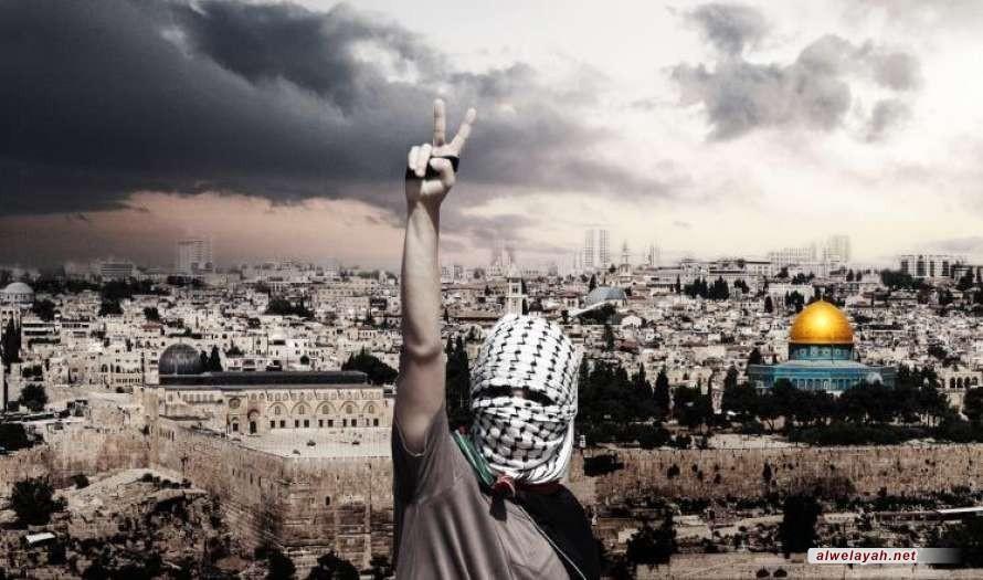 بيان المجمع العالمي للصحوة الإسلامية: المقاومة البطولية في طريق القدس هو السبيل الوحيد للشرف والقدرة والنصر
