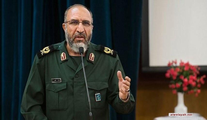 رئيس جامعة الإمام الحسين (ع): نتابع تنفيذ توجيهات قائد الثورة في ظل أجواء جهادية