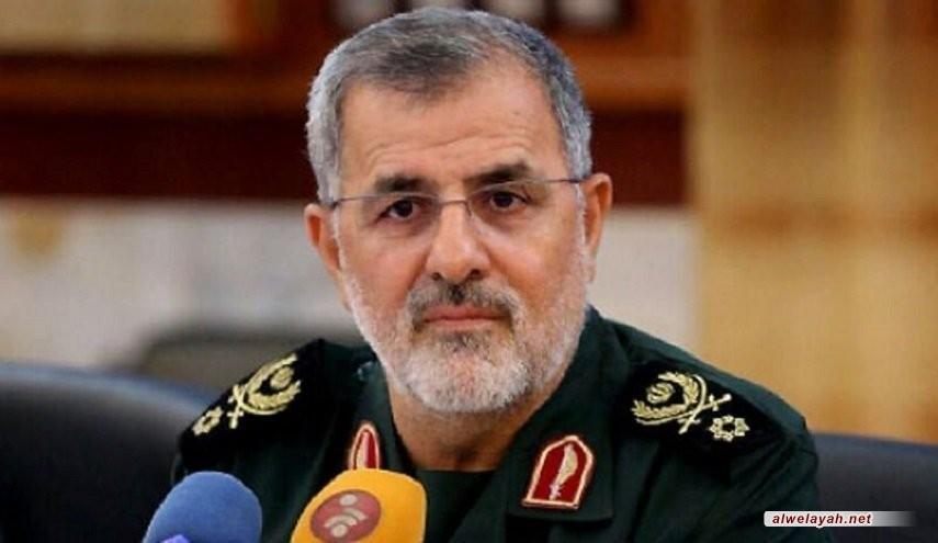 قائد القوة البرية للحرس الثوري: أي تهديد للجمهورية الإسلامية سيقابل برد مماثل وحاسم