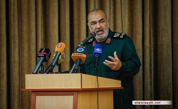 القائد العام للحرس الثوري: التعبئة الشعبية كسرت الحظر وتقدمت في كافة المجالات