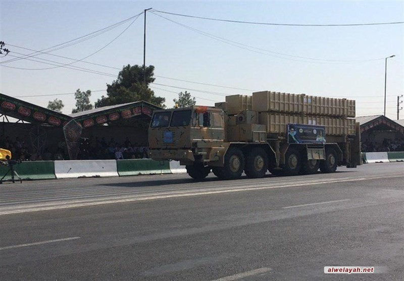 إيران.. إزاحة الستار عن 3 منظومات دفاعية جديدة