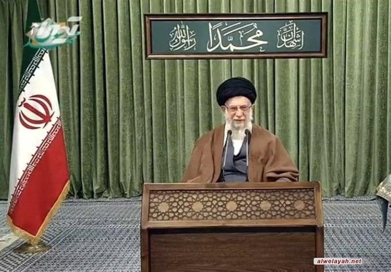 الإمام الخامنئي: أميركا أشبه شيء بحكم العهد الفرعوني/الولايات المتحدة تضرم نيران الحروب في دول العالم