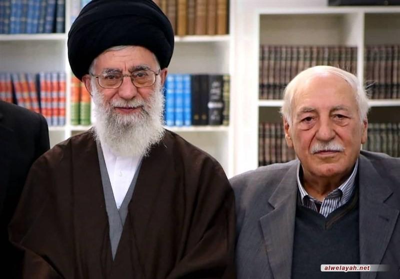 قائد الثورة الإسلامية يعزي بوفاة المناضل الفلسطيني أحمد جبريل