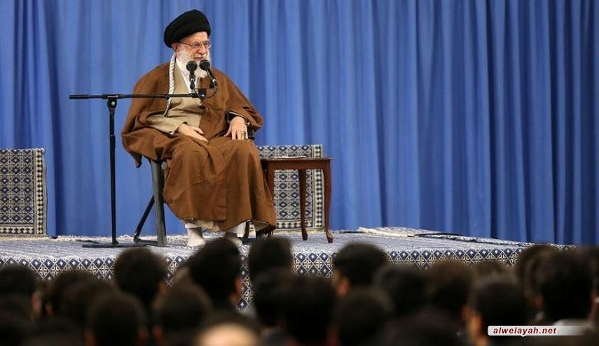إعادة نشر، الإمام الخامنئي: قراءة في أحداث أخلدتها الثورة
