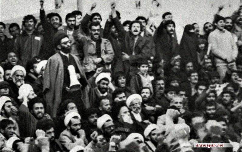 ما هي قصّة الاعتصام الذي أعاد الإمام الخميني إلى ربوع الوطن؟