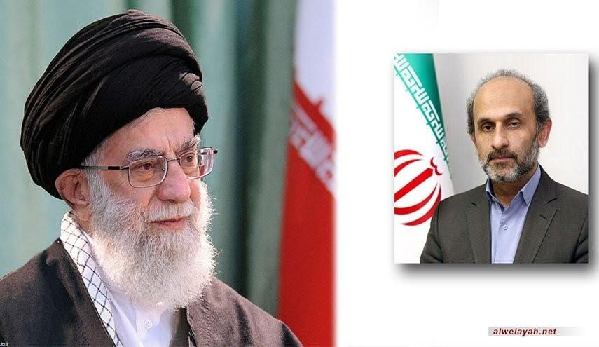 قائد الثورة الإسلامية يعين بيمان جبلي رئيسا لمؤسسة الإذاعة والتلفزيون