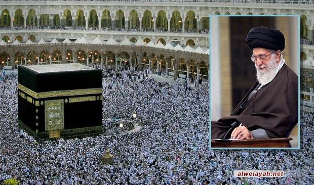 قائد الثورة الإسلامية يهنئ مسلمي العالم بمناسبة عيد الأضحى المبارك