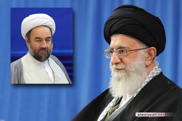الإمام الخامنئي يعين الشيخ مصطفى محامي ممثلا له في زاهدان