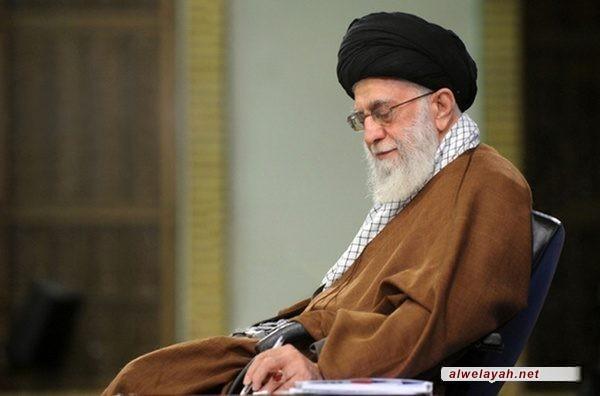 قائد الثورة الإسلامية يعزي بوفاة حجة الإسلام شهيدي