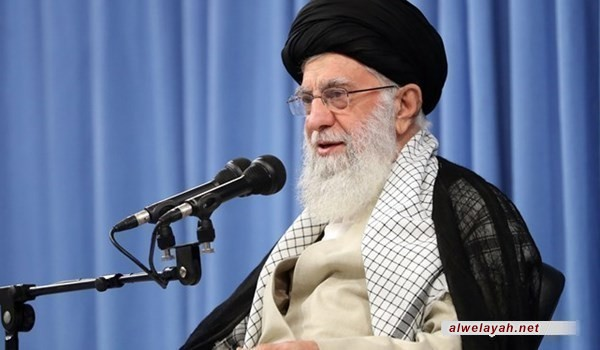 عبر الفيديو كونفرانس.. قائد الثورة يستقبل نواب البرلمان الإيراني