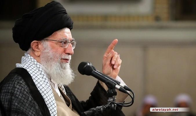 توصيات الإمام الخامنئي للقضاة ومسؤولي السلطة القضائية حول إرساء العدل في المجتمع