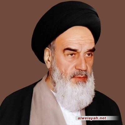 الإمام الخميني قدس سره..شمسٌ لا تغيب