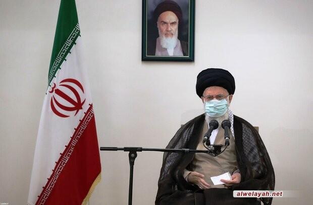 الإمام الخامنئي: يجب على المسؤولين والحكومة المقبلة السعي بجدية لحل مشاكل خوزستان