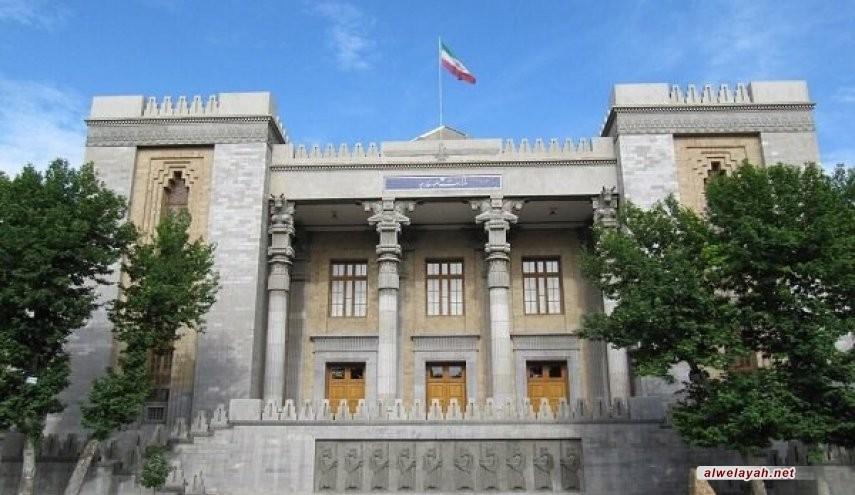 في ذكرى استشهاد محمد الدرة، الخارجية الإيرانية: التاريخ لن يسامح القتلة والخونة