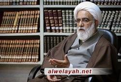 عضو في مجلس صيانة الدستور: مجابهة الغطرسة العالمية وسام الشرف للثورة الإسلامية