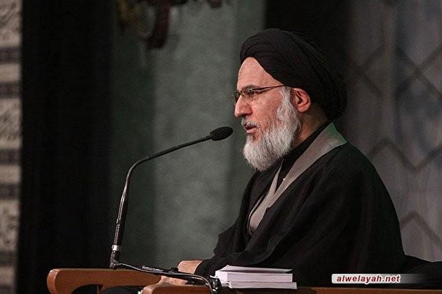 عضو مجلس خبراء القيادة: بيان الخطوة الثانية للثورة الإسلامية من الوثائق النادرة لعلماء الدين