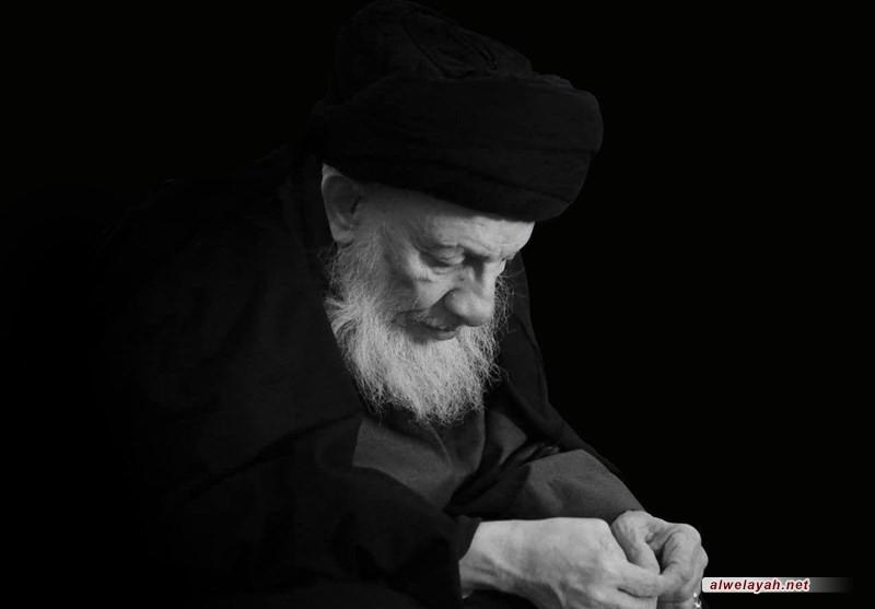 الإمام الخامنئي يقيم مجلس تأبين للمرجع الديني آية الله العظمى السيد محمد سعيد الحكيم