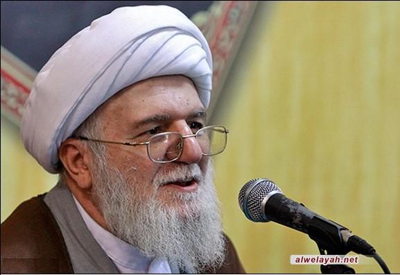 آية الله التسخيري: الثورة الإسلامية زرعت روح المودة بين أتباع مختلف الديانات السماوية