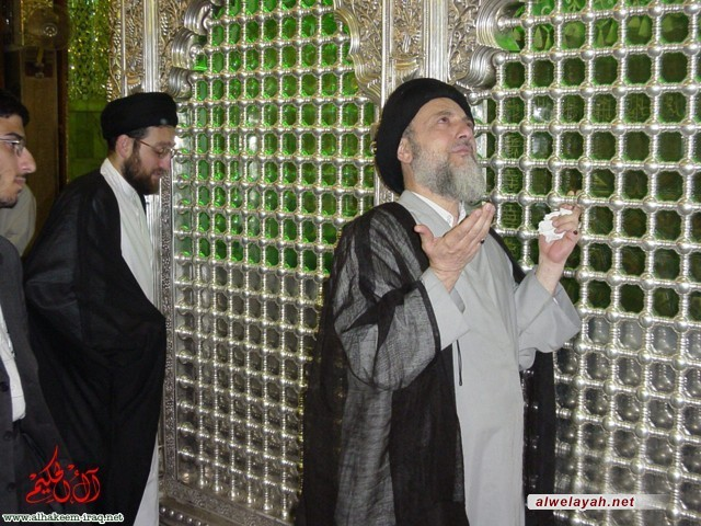 شهيد المحراب آية الله السيد محمد باقر الحكيم .. سيرة جهاد واجتهاد واستشهاد
