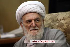وفاة آية الله الشيخ محمد علي التسخيري