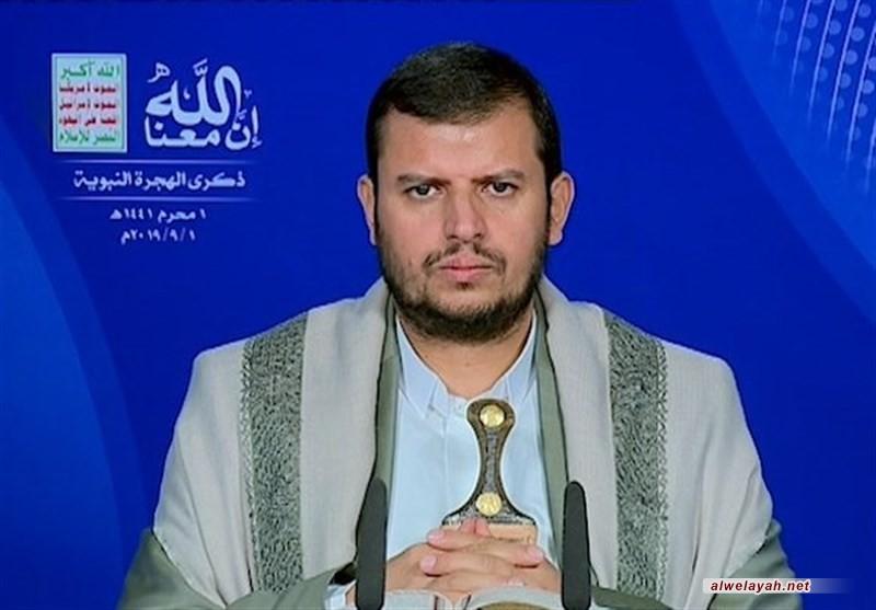 السيد عبد الملك بدر الدين الحوثي: العدوان تعمد استهداف الأسرى في سجن ذمار