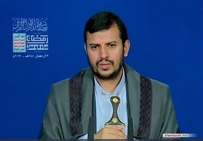 السيد عبد الملك الحوثي يشيد بحضور الشعب اليمني المشرف في يوم القدس العالمي