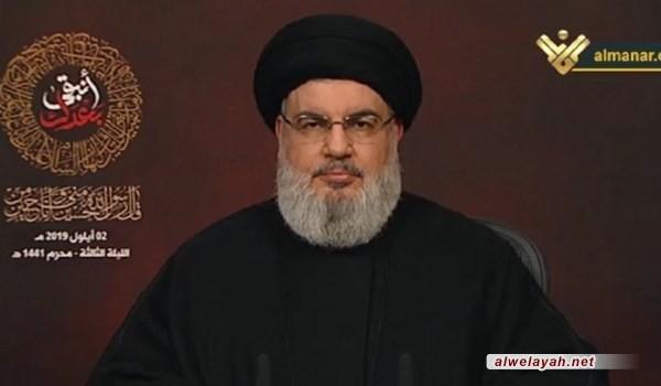 حوار مع الأمين العام لحزب الله سماحة السيد حسن نصر الله - القسم الرابع