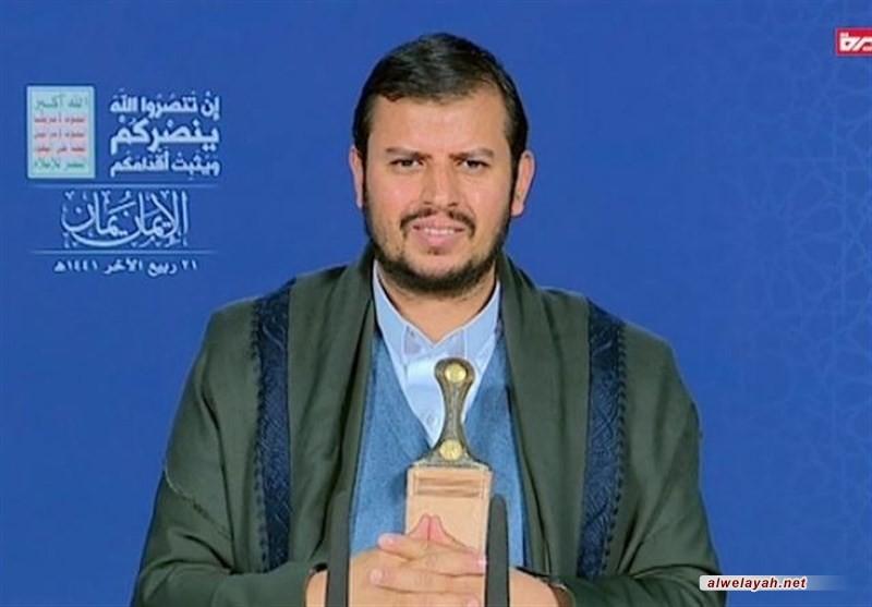 السيد الحوثي: نحن أمام حرب تستخدم فيها كل الوسائل العسكرية والاقتصادية للسيطرة علينا